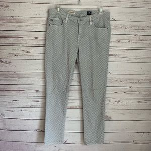 Adriano Goldschmied Stevie Ankle Jeans Size 30 !